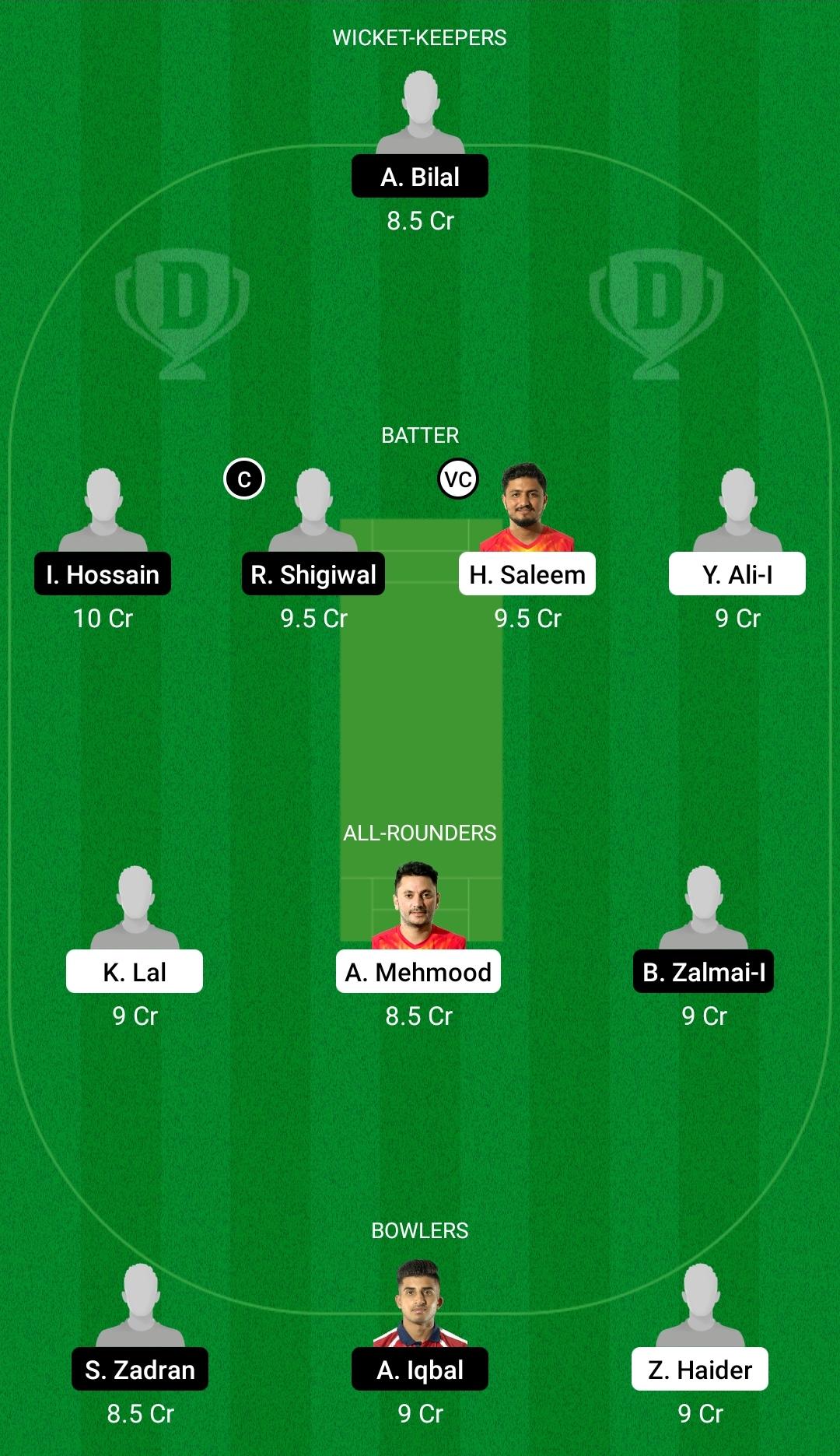 SPA vs AUT Dream11 Prediction Fantasy Cricket Tips Dream11 Team Dream11 ECC T10
