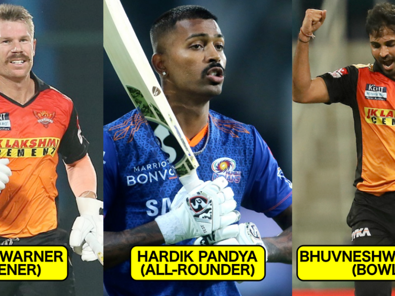 IPL 2021: Flop XI Of The Tournament