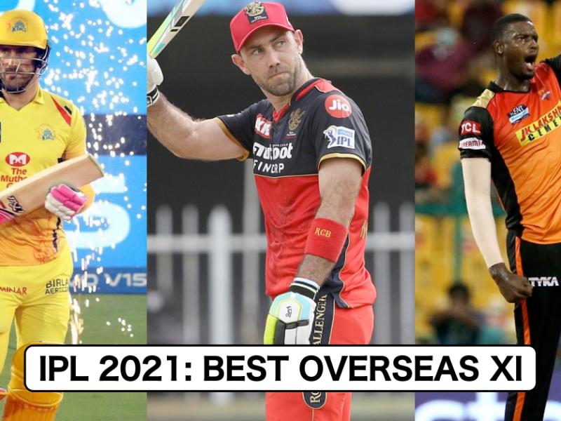 IPL 2021: Best Overseas XI Of The Tournament