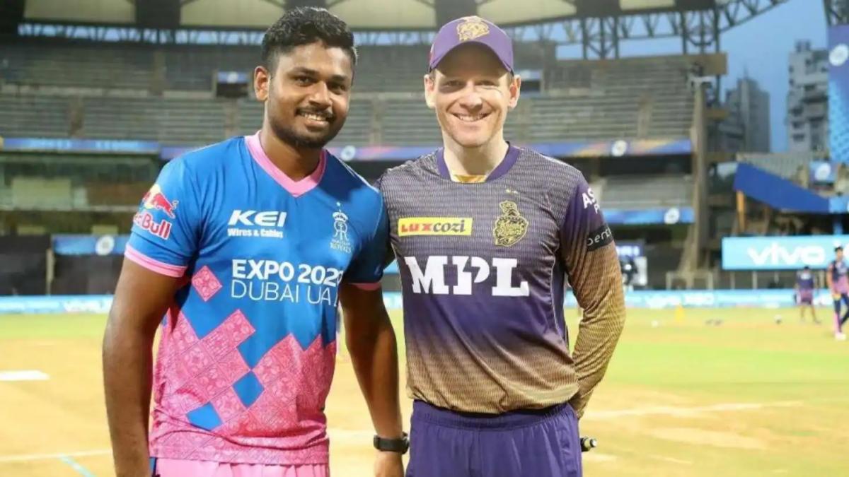 KKR VS RR, IPL 2021