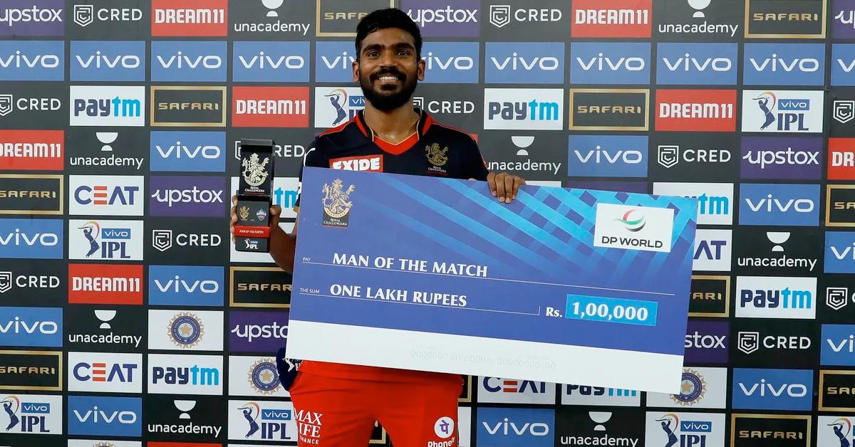 KS Bharat, IPL 2021