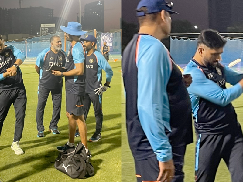 MS Dhoni Joins Team India As Mentor For T20 World Cup 2021; BCCI Welcomes The 'KING'