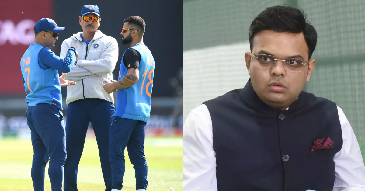 MS Dhoni Not To Charge Anything To Mentor India In T20 World Cup 2021: Jay Shah