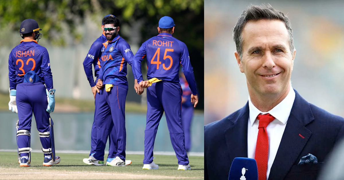 T20 World Cup 2021: Warmup Matches Suggest India Are The Hot Favorites - Michael Vaughan