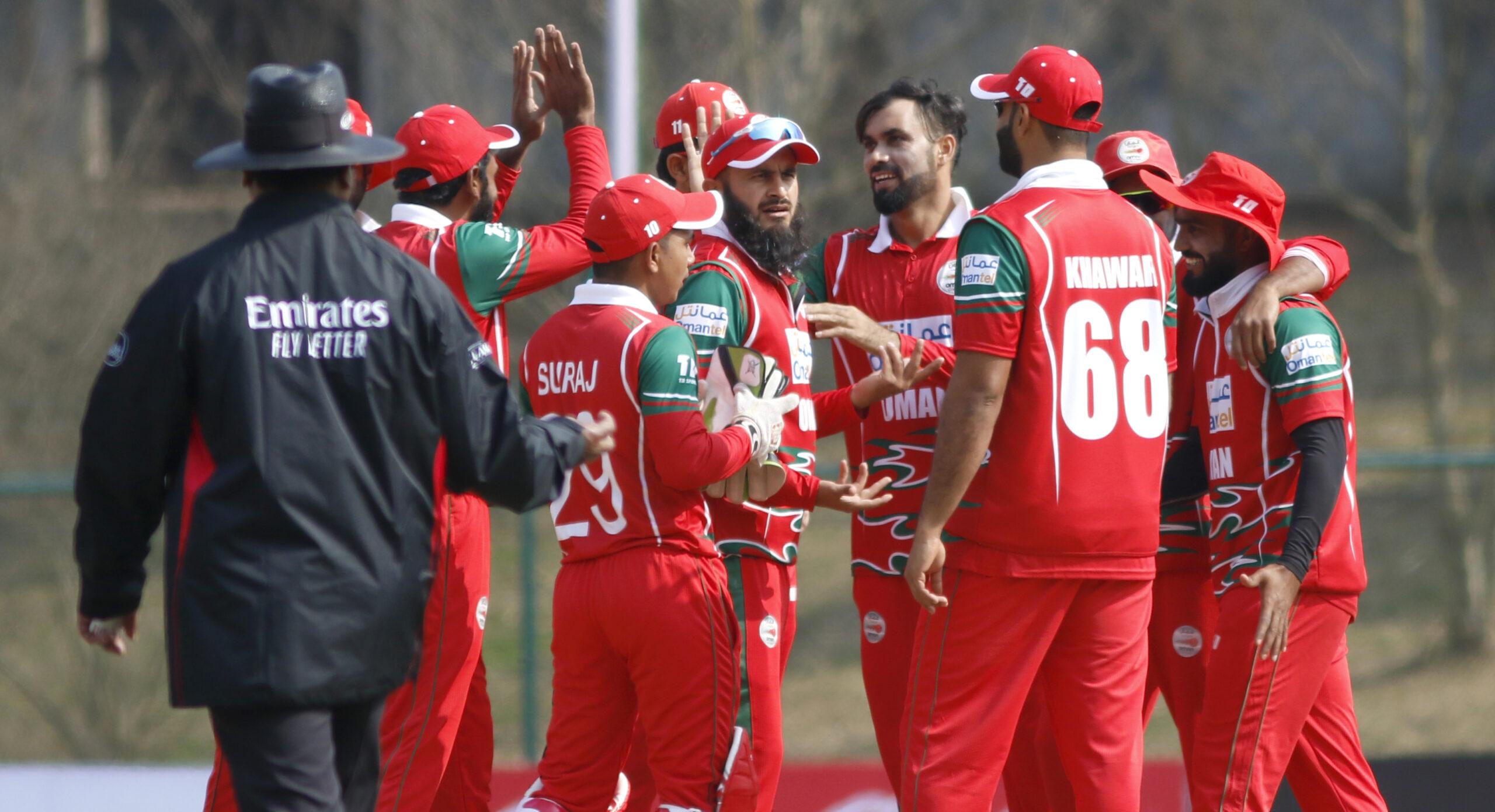 Tim kriket nasional Oman