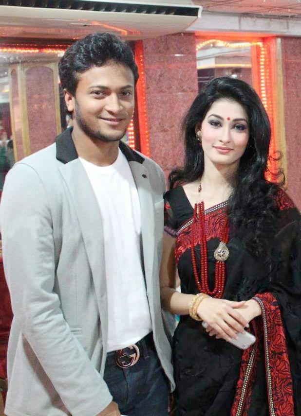Shakib Al Hasan, Shakib Al Hasan Wife