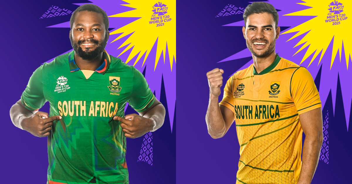 South Africa, ICC T20 World Cup 2021
