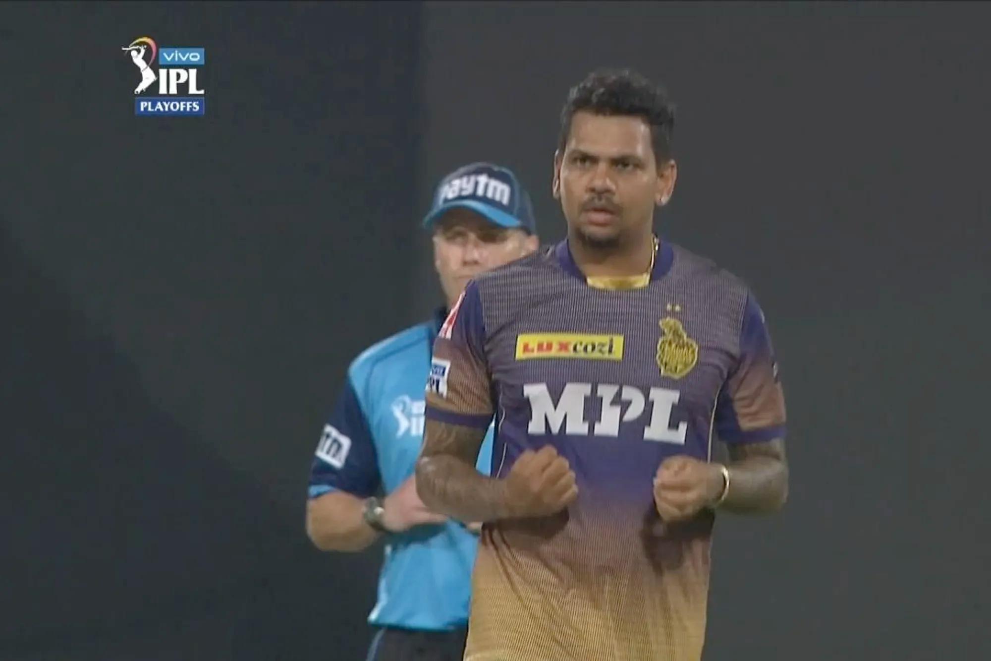 Sunil Narine, IPL 2021