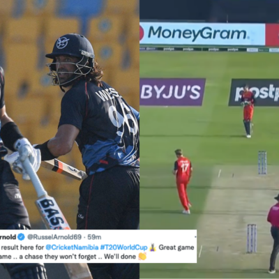 T20 World Cup 2021: Twitter Reacts As Namibia Register Their First Ever World Cup Win By Defeating Netherlands
