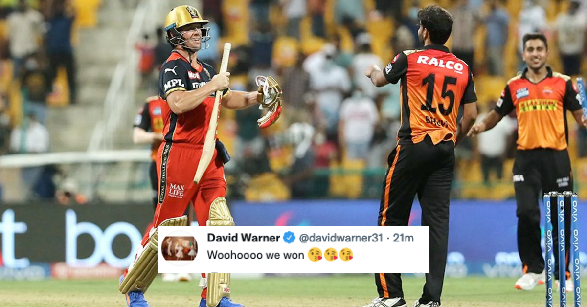 IPL 2021: Twitter Reacts As SRH Hold Their Nerve To Spoil RCB's Party