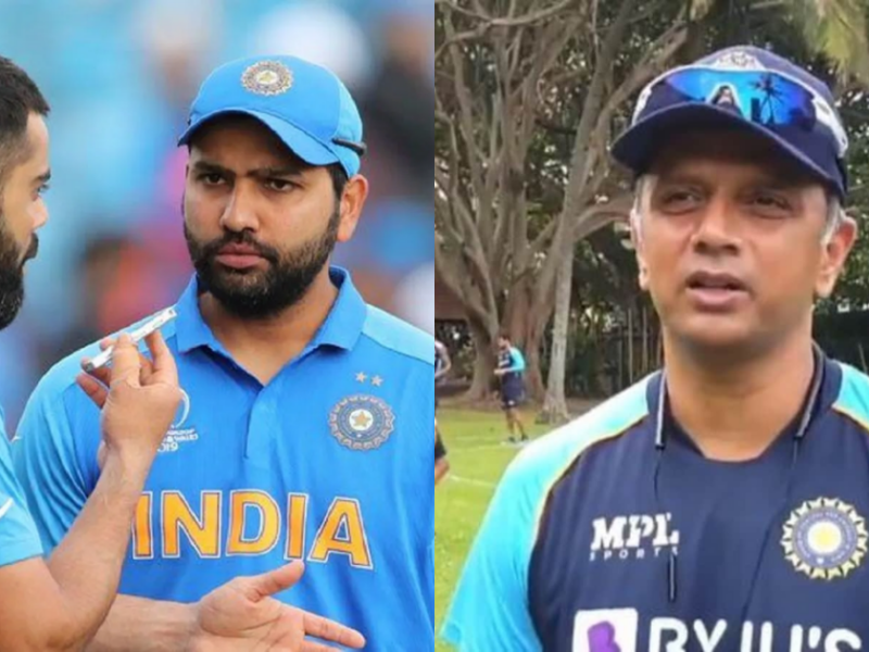 Virat Kohli And Rohit Sharma Will Have A Say In India's Head Coach Selection As Captains Of Team India