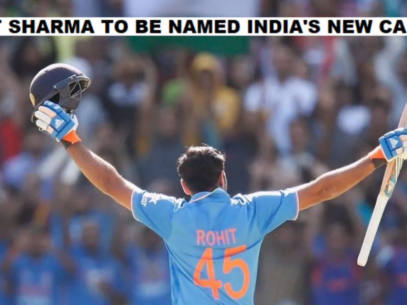 Rohit Sharma To Be Named India's ODI And T20I Captain After T20 World Cup 2021- Reports
