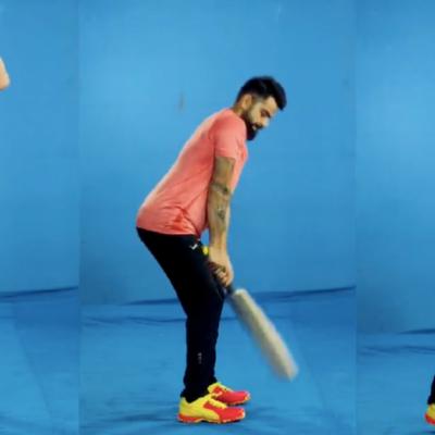 Watch: Virat Kohli Hilariously Mimics Shikhar Dhawan