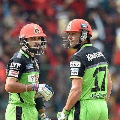 Virat Kohli and AB de Villiers, IPL 2016