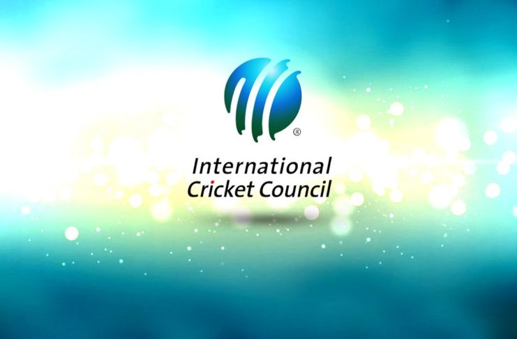 ICC logo. (Credits: Web)