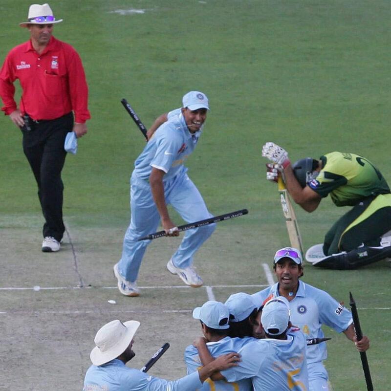 2007 T20 World Cup, India vs Pakistan